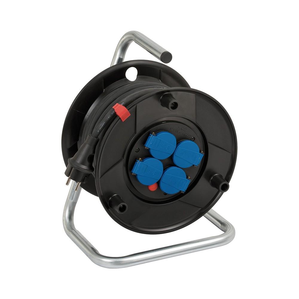 Przedłużacz bębnowy AK240 20m RR(guma)-F 3G 2,5mm²