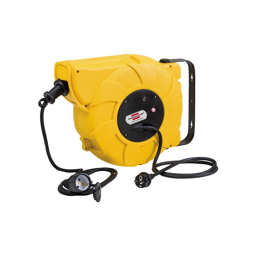 Przedłużacz bębnowy Automatyczny IP44 16+2m H07RN-F 3G1,5mm²