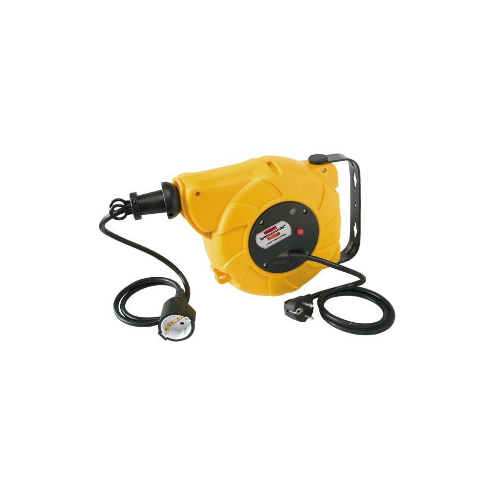 Przedłużacz bębnowy Automatyczny IP20 9+2m H05VV-F 3G1,5mm²