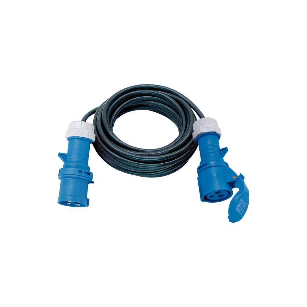 CEE Kabel przedłużający 230V 16A IP44 25m H07RN-F 3G2,5mm²