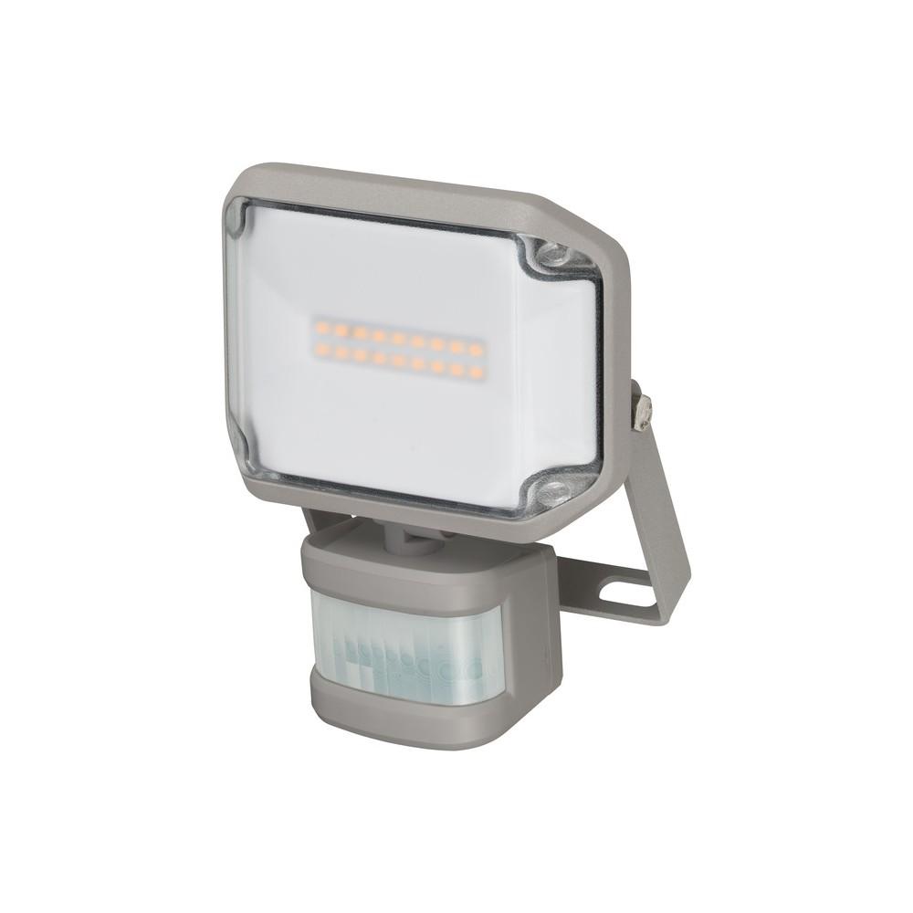 Reflektor LED AL 1000 P z czujnikiem ruchu na podczerwień 10W, 1060lm, IP44