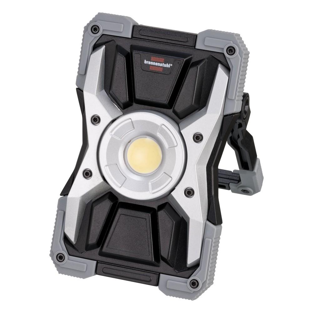 Reflektor Akumulatorowy roboczy  LED RUFUS 3000lm z głośnikiem
