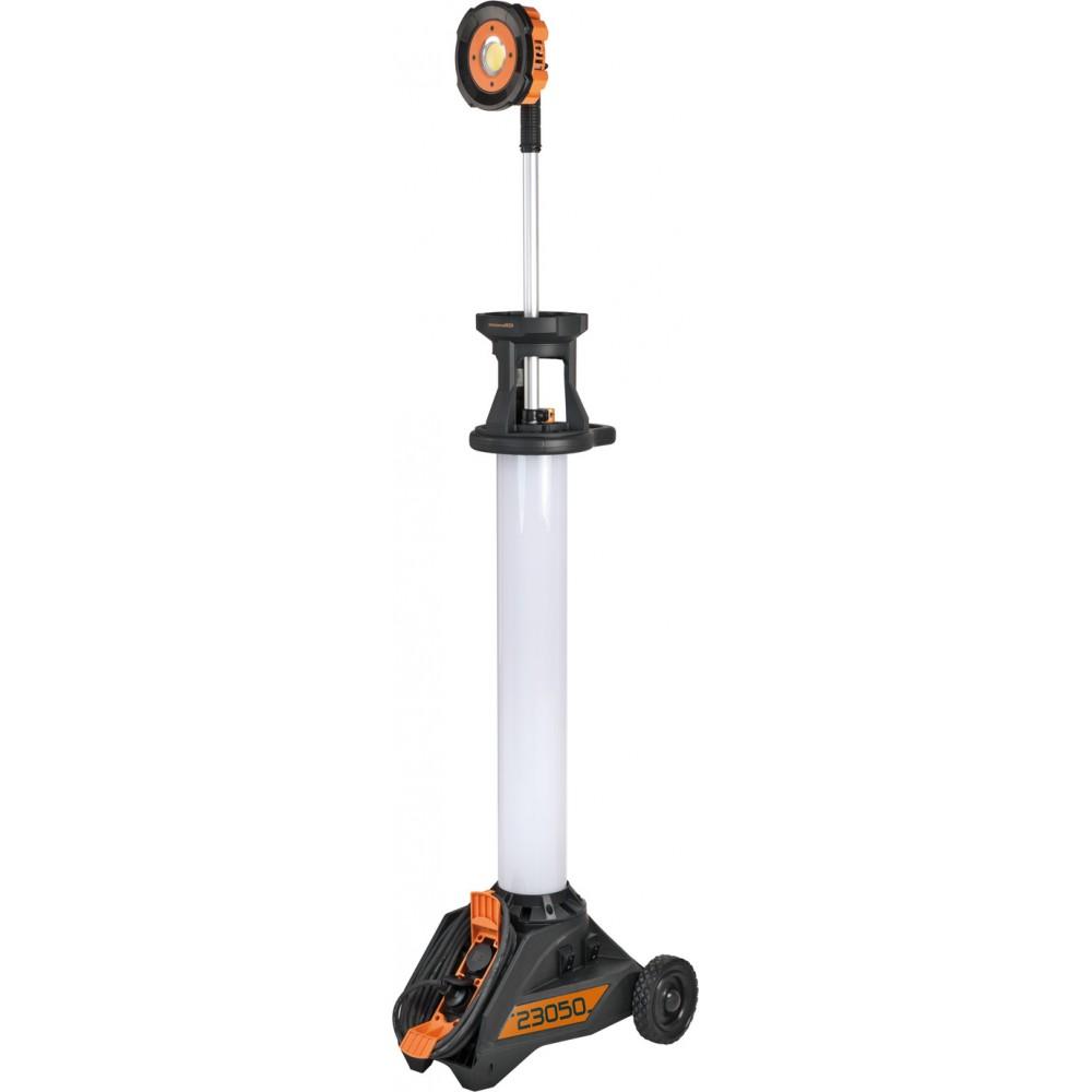 Mobilny reflektor 360° TU 23051 M FR 23700lm+3200lm, IP54, 5 m