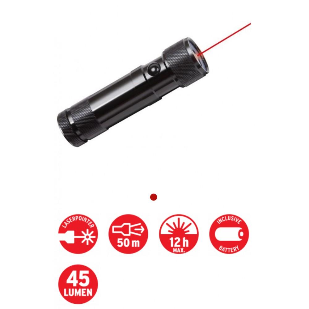 Eco-LED Laser Light 8xLED 45lm