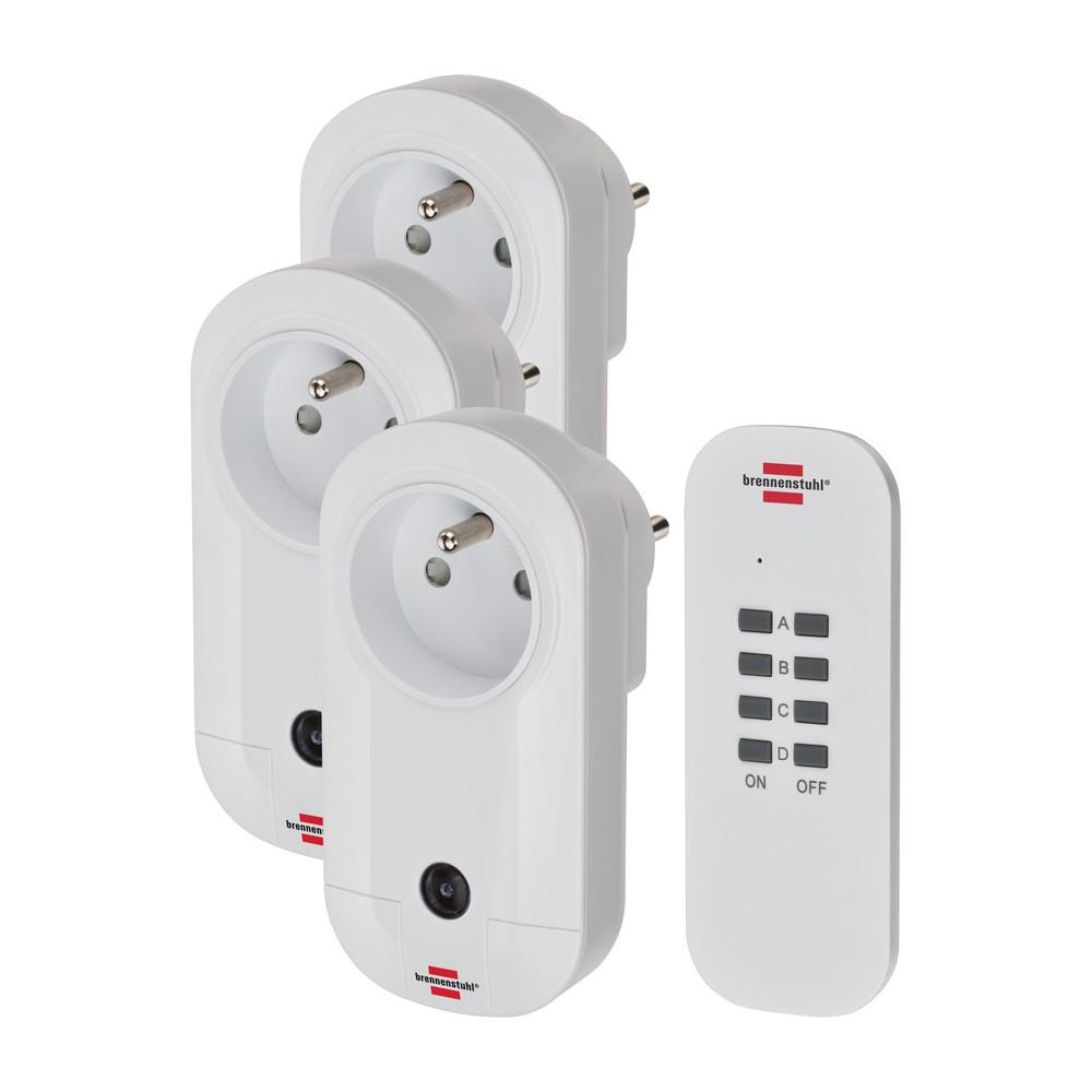 Comfort-Line zestaw przełączników radiowych RC CE1 3001
