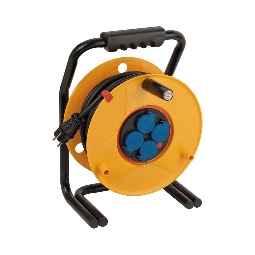 Przedłużacz bębnowy przemysłowy/budowlany Brobusta Bretec IP44 25m H07RN-F 3G2,5