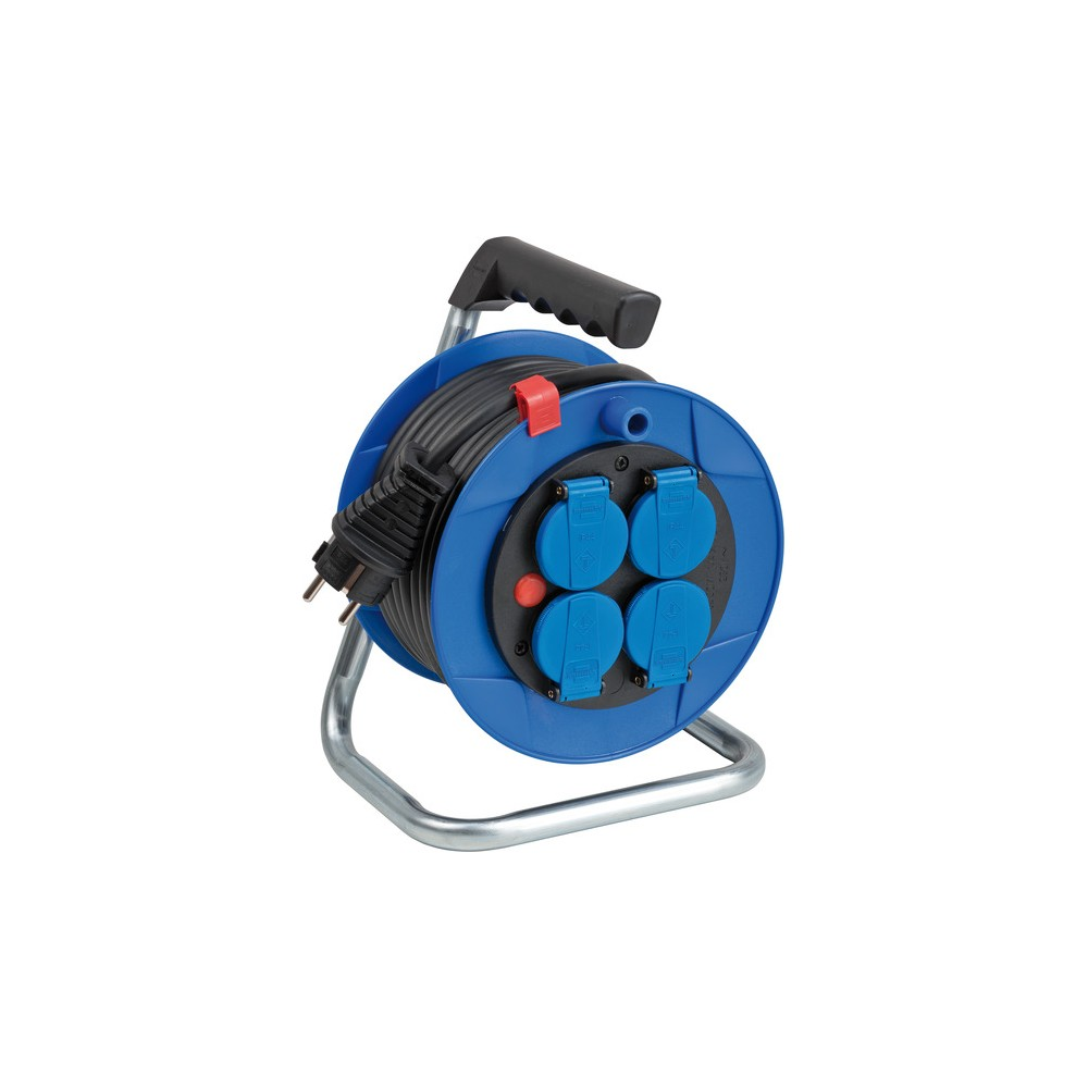 Przedłużacz bębnowy Garant Kompakt IP44 15m AT-N05V3V3-F 3G1,5