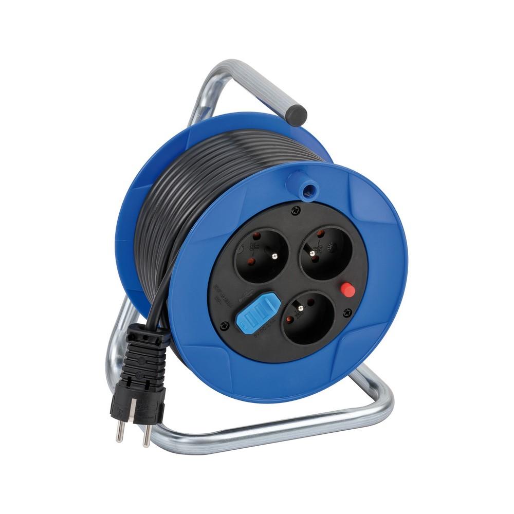 Przedłużacz bębnowy Garant Kompakt z USB 15m H05VV-F3G1,5