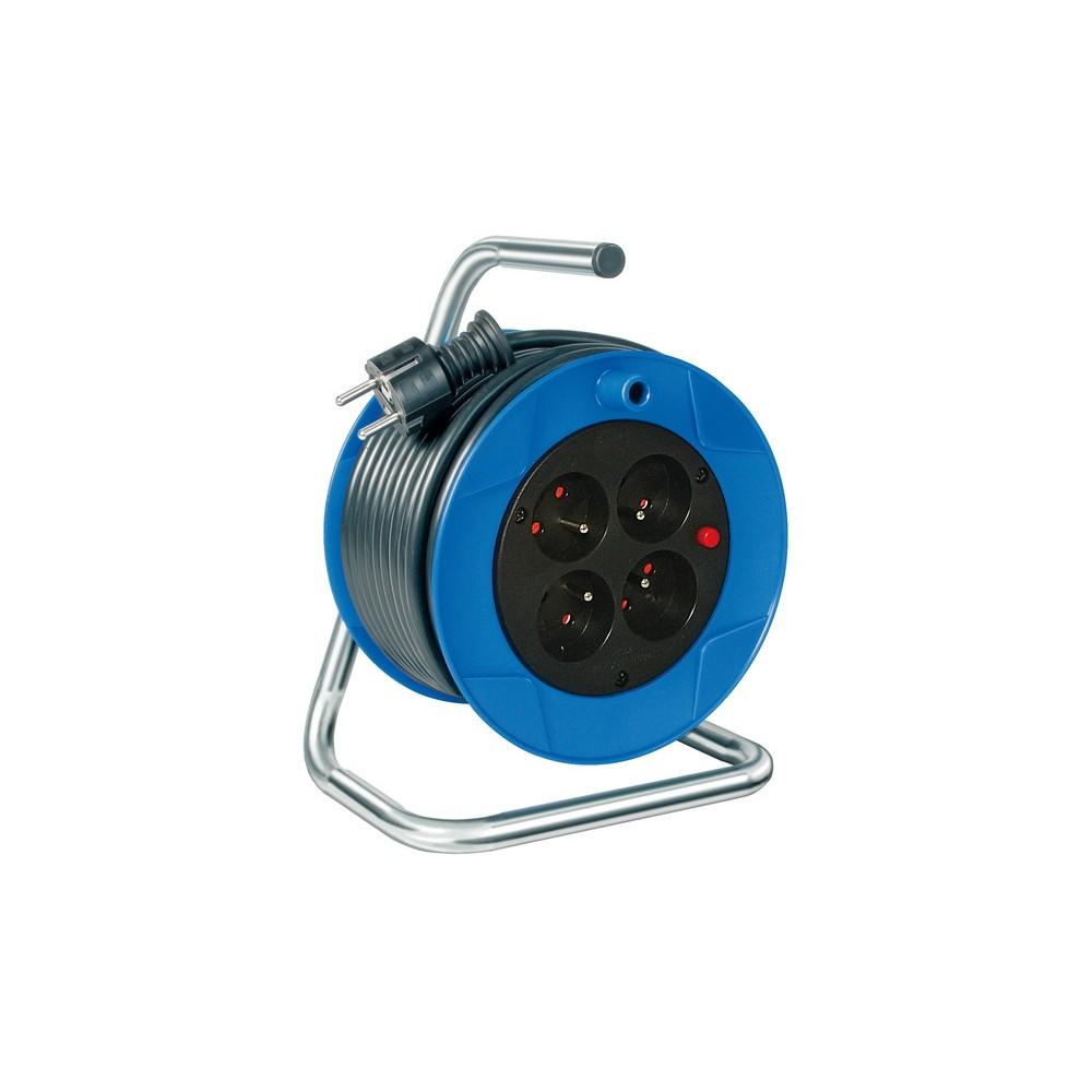Przedłużacz bębnowy Kompakt 15m H05VV-F 3G1,5