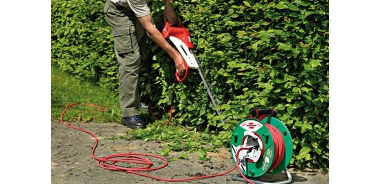 Do czego służy ogrodowy bęben kablowy?